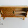 buffet 1960 poupees vintage mobilier bois