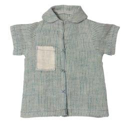 chemise maileg medium bleue