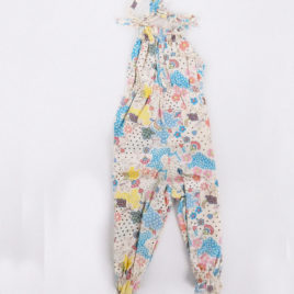 combinaison maileg medium jumpsuit flower