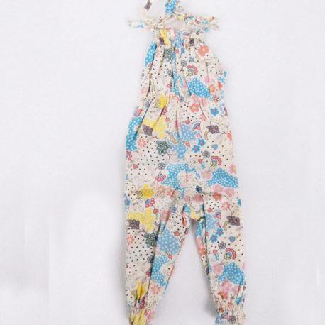combinaison maileg medium jumpsuit flower