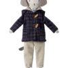duffelcoat maileg best friends manteau duffle coat