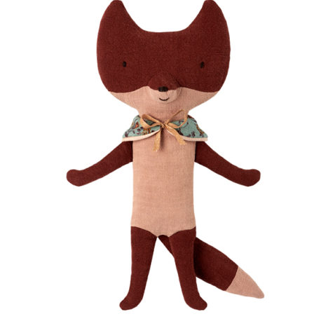 fox maileg renard roux