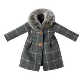 manteau maileg best friends chat chien lapin