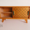 mobilier poupees annee 1960