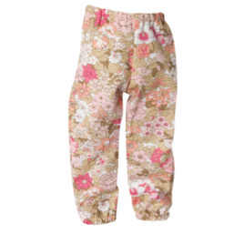 pantalon medium maileg fleuri