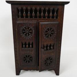 armoire bretonne 2 portes miniature