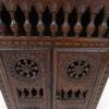 armoire bretonne miniature ancienne