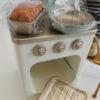 cuisine maileg cuisiniere metal avec accessoires