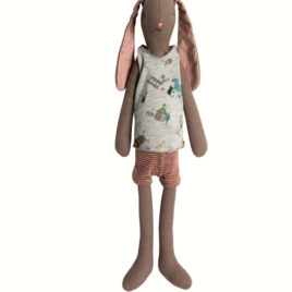 maileg bunny brown lapin medium