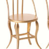 chaises maileg vintage gold micro mini