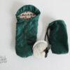 sac maileg de couchage vert petit modele