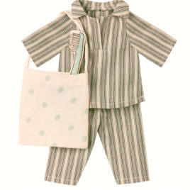 set maileg pyjama medium souris