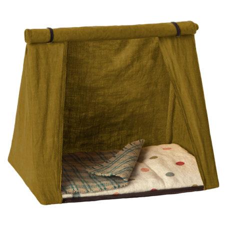 tente maileg souris petit modele happy camper tent mouse