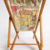chaise longue vintage dessin ours