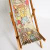 chaise longue vintage pour poupées