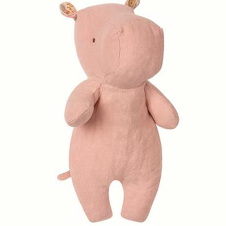 maileg hippo rose debout