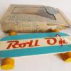maileg skateboard bleu blue skateboard maileg