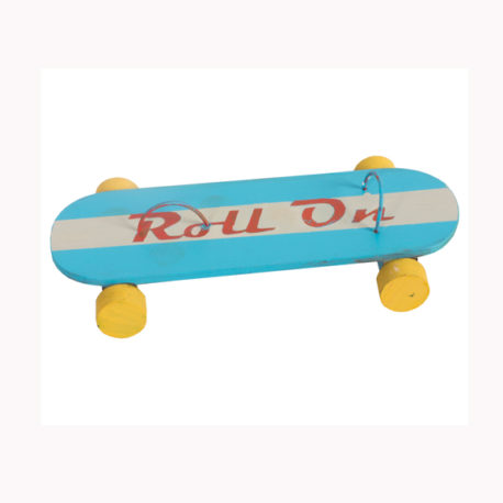 skateboard maileg bleu