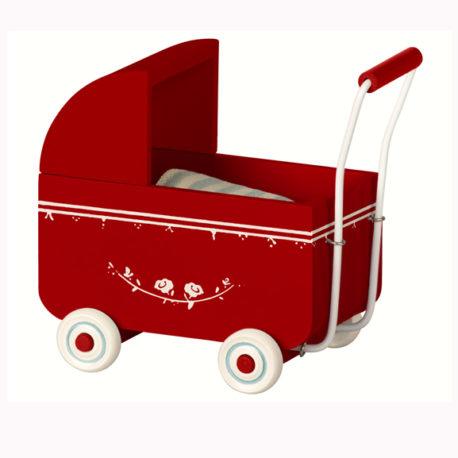 landau maileg rouge Baby My petit modèle