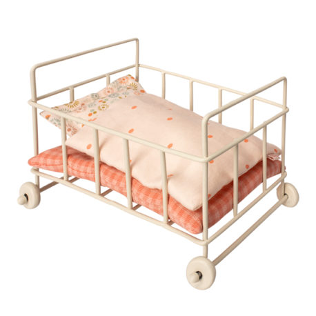 lit maileg baby cot collection 2018
