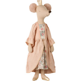 souris maileg princesse mega mouse princess rose
