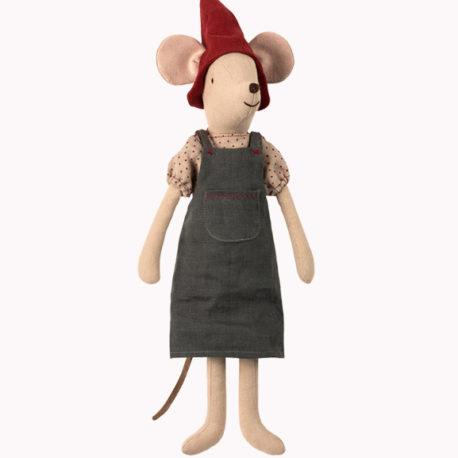 christmas souris maileg medium fille christmas mouse girl
