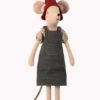 christmas souris maileg mouse medium fille