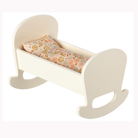 lit à bascule micro maileg cradle