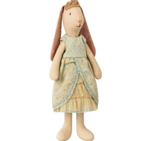 mini lapin maileg princesse bunny princess mint