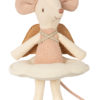 souris ange maileg angel mouse big sister in book