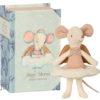souris ange maileg big sister dans une boite livre