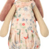 lapin maileg bunny light flower suit rose