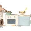 cuisine maileg set de cuisine cooking set