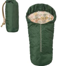 duvet vert maileg sac de couchage My Micro