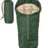 duvet vert maileg sac de couchage sleeping bag