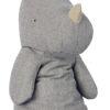 maileg rhino large gris clair