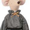 prince maileg souris maxi 50 cm maxi mouse