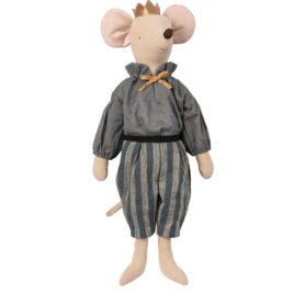 prince maileg souris maxi 50 cm mouse maileg maxi