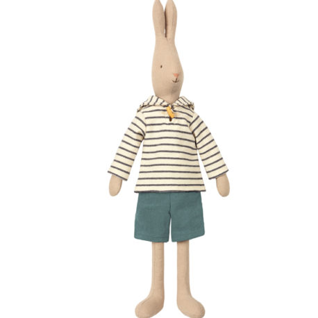 lapin rabbit maileg size 3 sailor off white