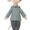 maileg souris boy medium mouse boy 16978100
