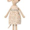 souris maileg 31 cm medium mouse girl 16978000