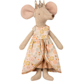 SOURIS Maileg Reine – Queen mouse 15 cm Micro