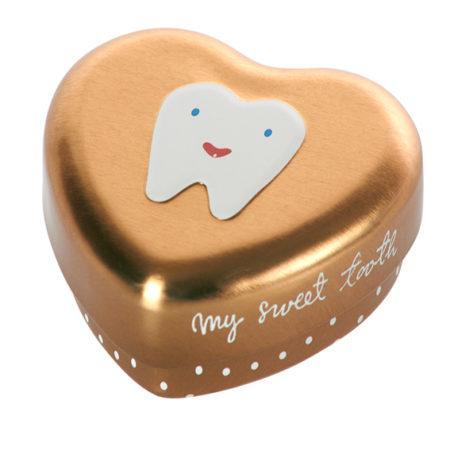 boite à dents maileg dorée