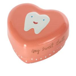 boite à dents maileg rose