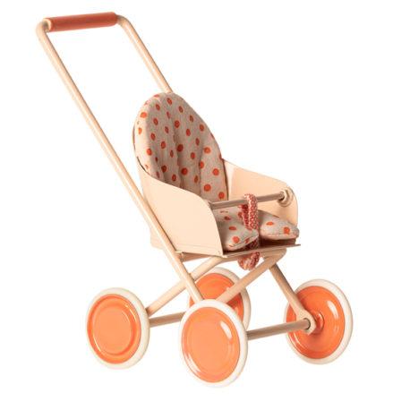poussette maileg corail micro stroller
