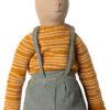 16-9521-00 rabbit maileg taille 5 overalls