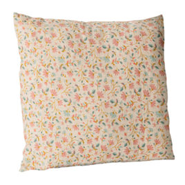 19-9523-00 coussin maileg flowers rose 40x40 cm