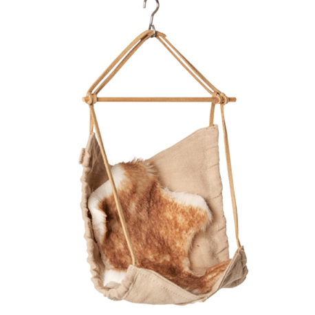 balancelle maileg hanging chair micro 11-9406-00