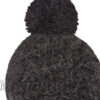 bonnet maileg noir tricoté angora très doux