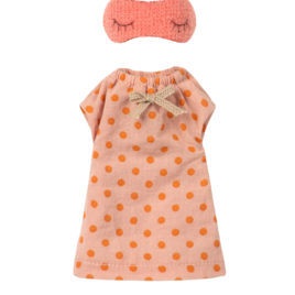 chemise de nuit maileg souris micro nightgown for mum mouse